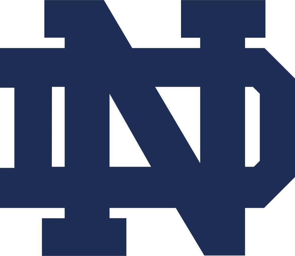 University of Notre Dame Colors | NCAA Colors | U.S. Team ...