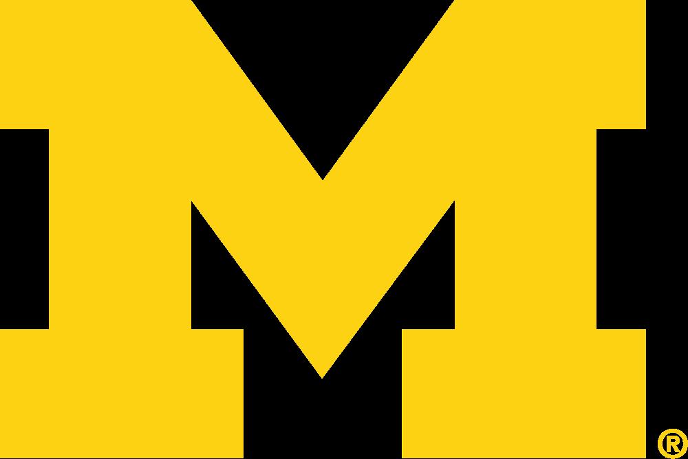 buy online 40b9a f208e Michigan Wolverines Logo